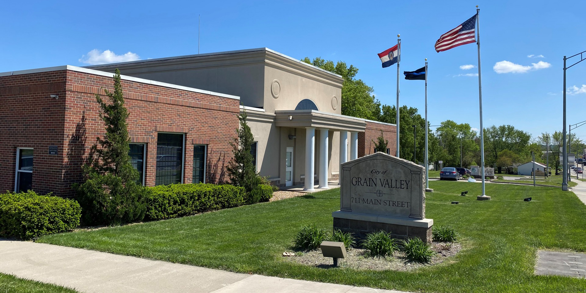 Increasing Communication Between the City of Grain Valley and Its Residents